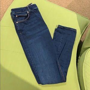 Zara Jeans - Zara dark denim jeans
